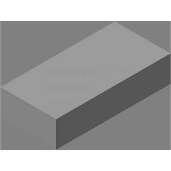 Плитка тротуарная ПТП-9-350-F200-240 (ПТГ-КК-31)