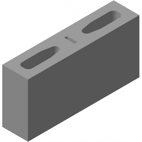 Блок стеновой перегородочный СКЦ-КК-12