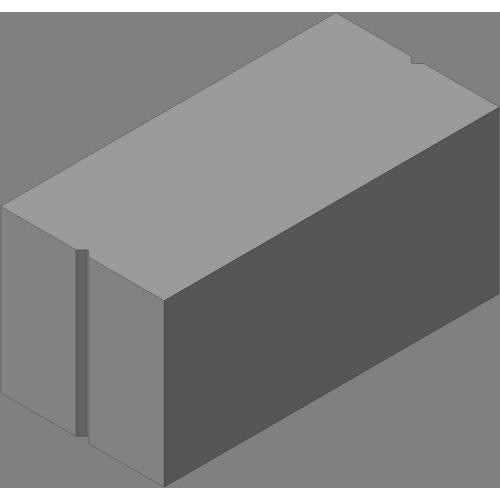Блок фундаментный СКЦ-КК-17