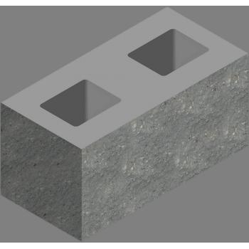Блок стеновой декоративный угловой СКЦД-КК-29