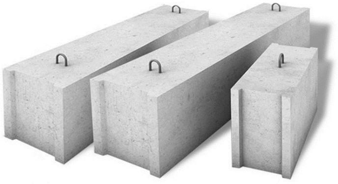фундаментные блоки ФБС производства Кротберс